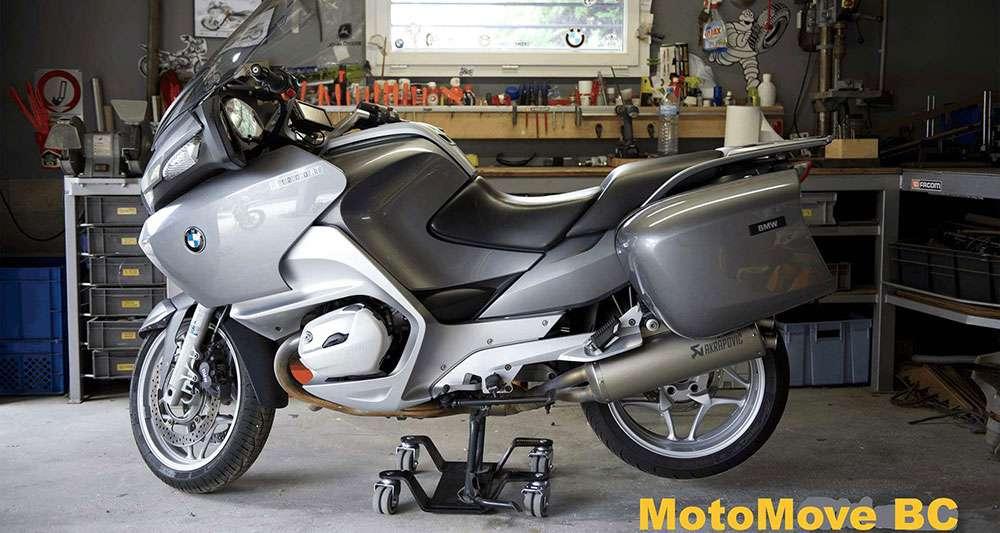 MotoMove-BC - BMW